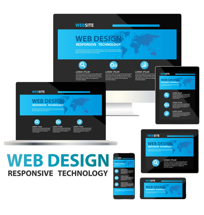 Responsive Web Site Development